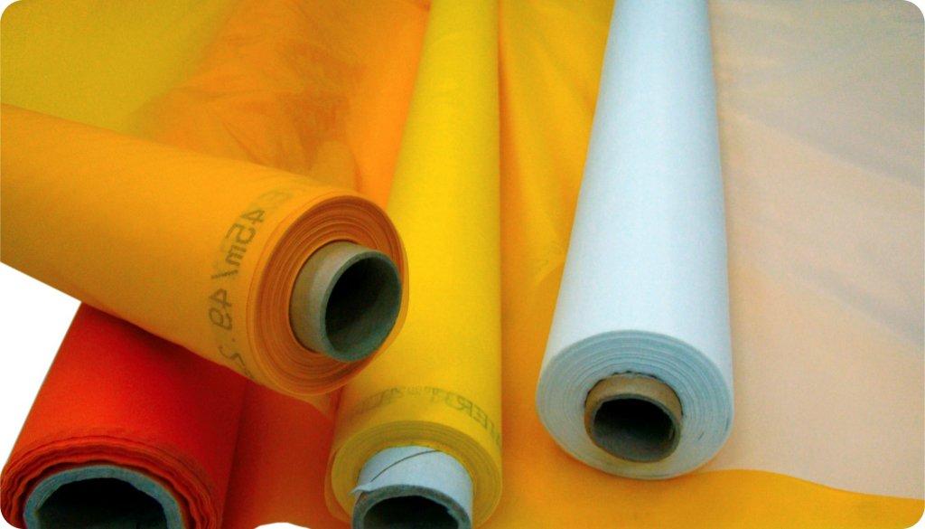 nylon e poliester 1024x585 - Nylon ou polyester? Tecidos para telas serigráficas
