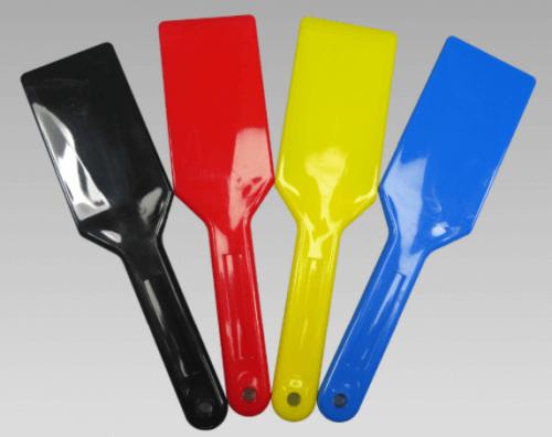 Plastic Spatula 500x396 1 - 4 itens que facilitam sua vida na Serigrafia