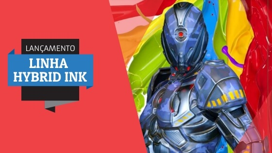 Lançamento Linha Hybrid Ink - LANÇAMENTO Fremplast: Linha Hybrid Ink