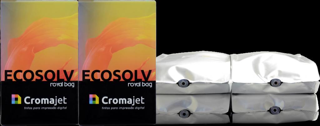 solventebag 1024x403 - Linha Digital Cromajet ECOSOLV e SOLVENTE