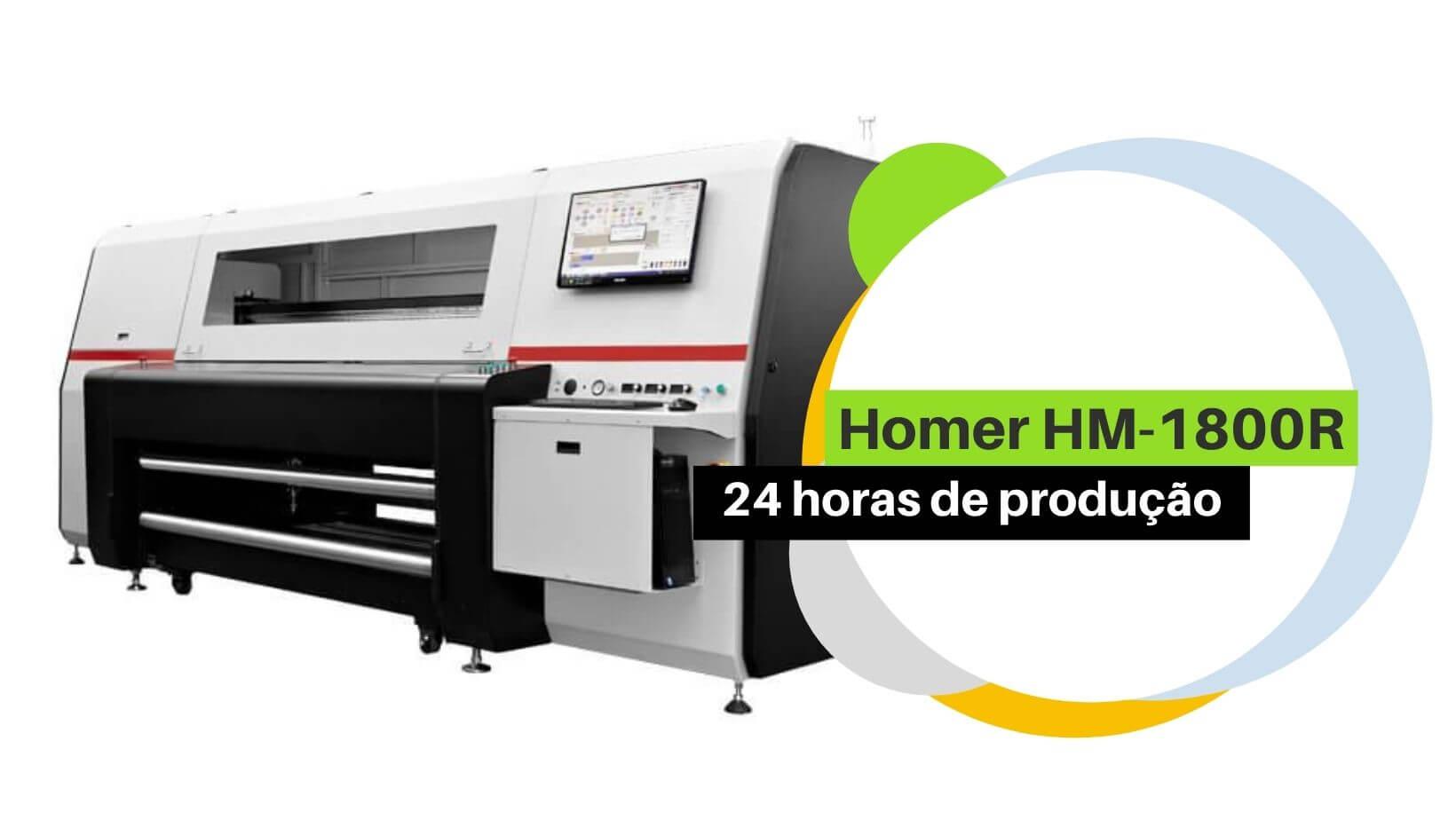 impressora sublimática de alta velocidade