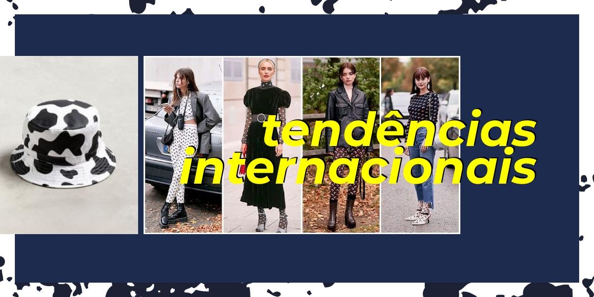 tendências internacionais