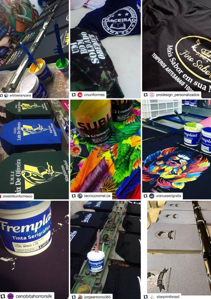 clientes usando fremplast 724x1024 - Trabalhos de Clientes com as Tintas Fremplast