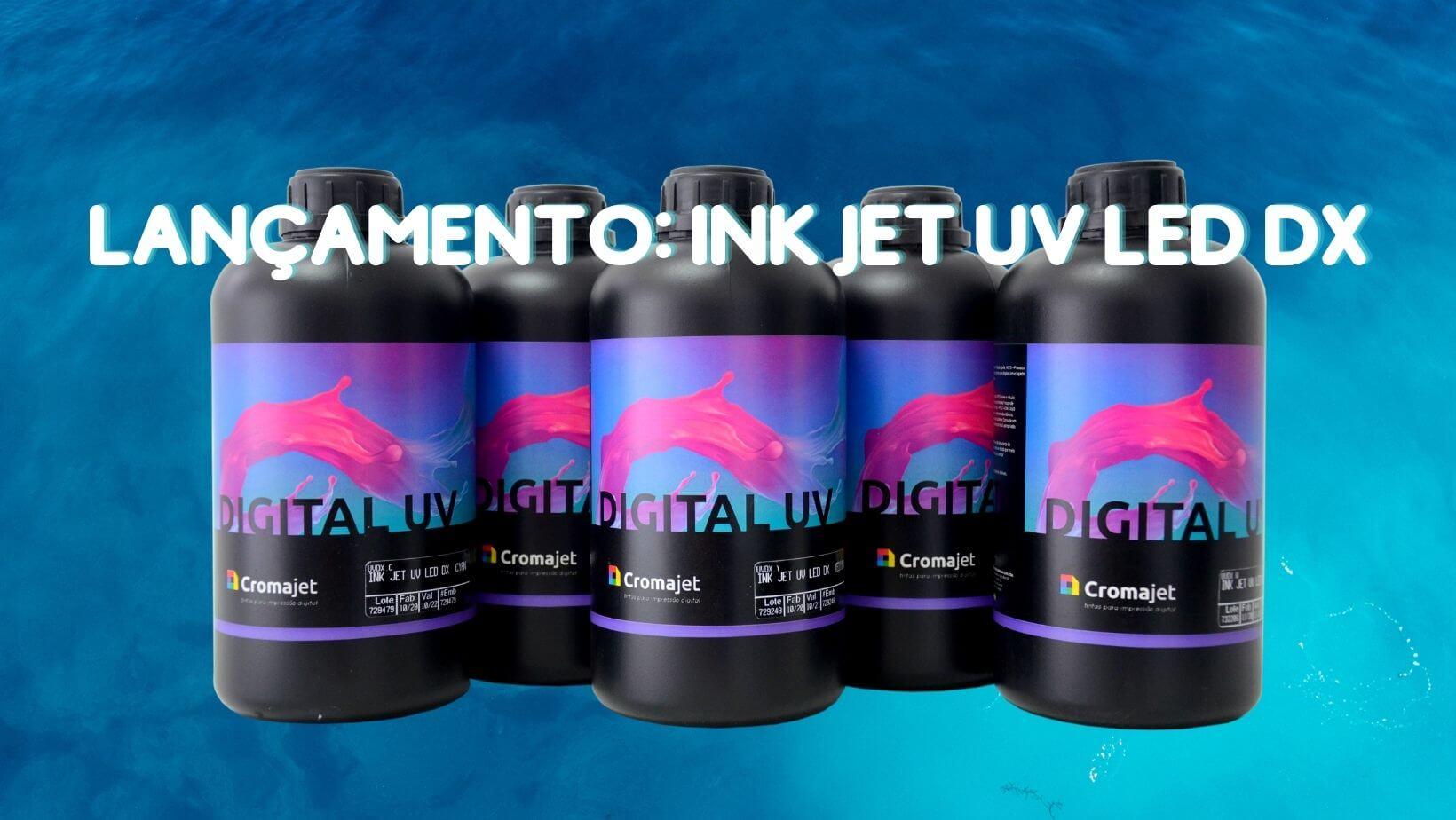 INK JET UV LED DX