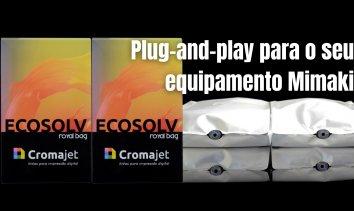 Plug-and-play para o seu equipamento Mimaki
