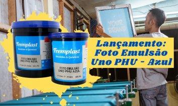 Lançamento: Foto Emulsão Uno PHU – Azul