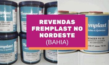 Revendas Fremplast na Região Nordeste – Bahia