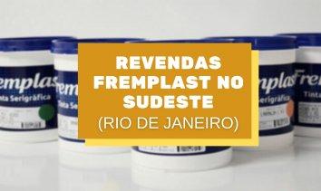 Revendas FREMPLAST no Sudeste – Rio de Janeiro