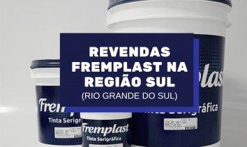 Revendas FREMPLAST na Região Sul – Rio Grande do Sul
